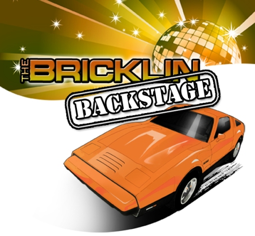 The Bricklin Backstage