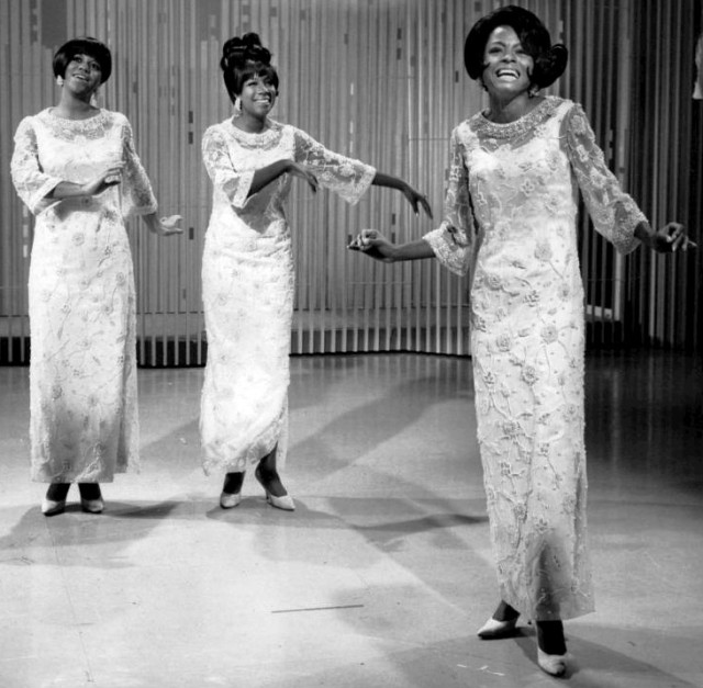 The Supremes in 1966.