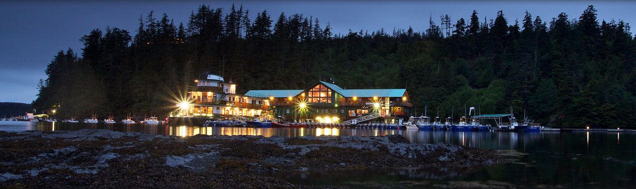 Three fabulous prizes up for grabs through the coast to for Langara fishing lodge