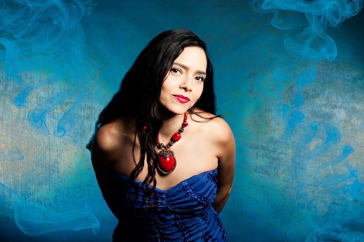 Latin jazz sensation Eliana Cuevas brings her unique sound