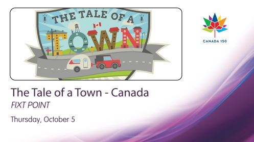 The Tale of a Town – Canada celebrates diversity by bringing our country's stories to the stage