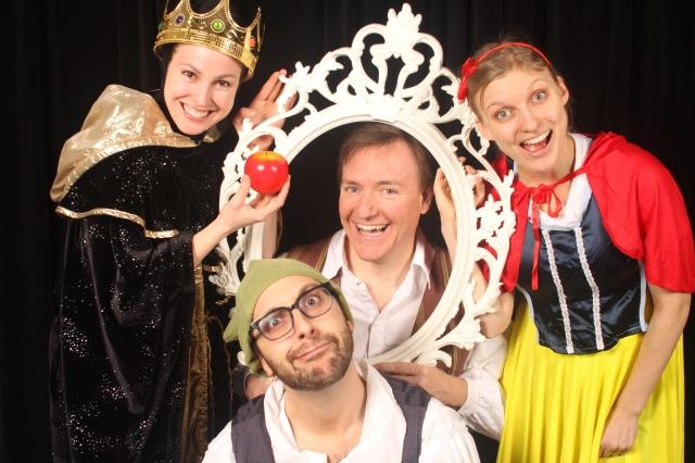29. DuffleBag Theatre Snow White catalogue Prologue