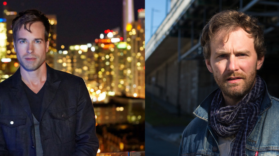 Luke McMaster & Ian Sherwood