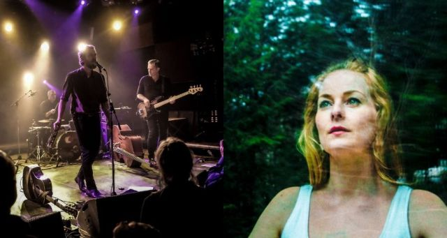 jenn grant and great lake swimmers at the fredericton playhouse september 24