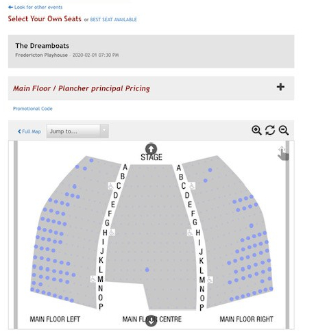 5 Things You Didn T Know About Buying Your Tickets Online Fredericton Playhouse